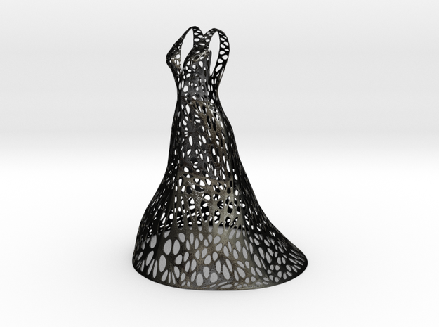 Jewelry Dress Display (15cm) 3d printed