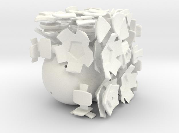 Rob's Icosahedron 3d printed