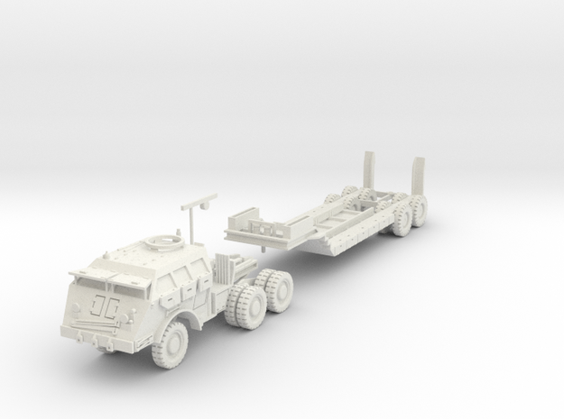 FW02 M25 Dragon Wagon (1/100) 3d printed