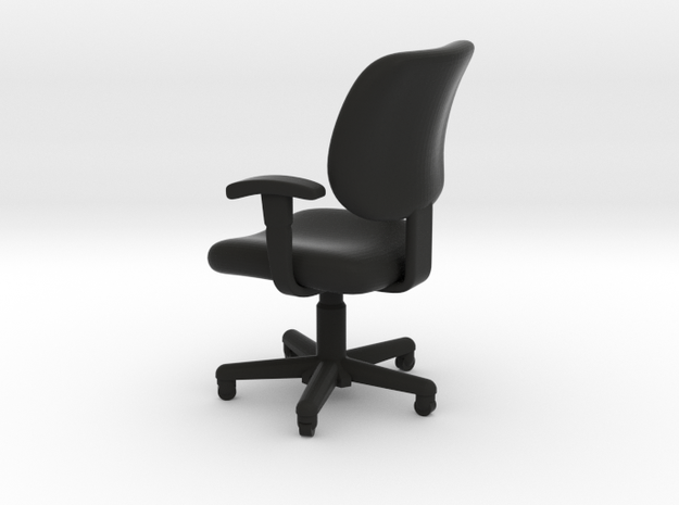 1:24 Office Chair 1 (Not Full Size) 3d printed