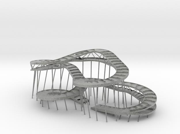 miniNL Olympic loop(1:200) 3d printed