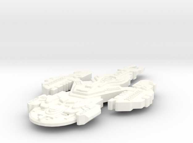 NuReck Class Cardassian 3d printed