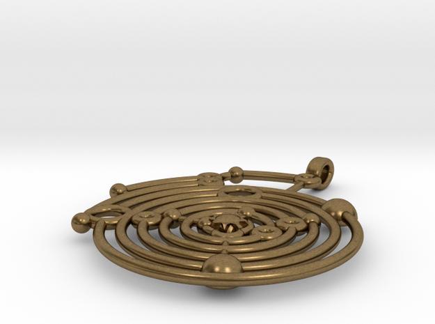 Solaro-s1 in Raw Bronze