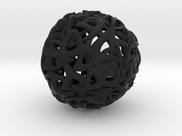 IGGGlobe 3d printed