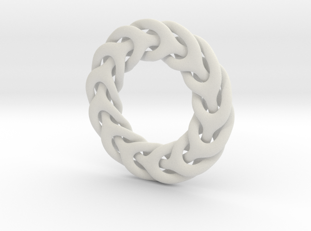 Three Phase 48mm dia pendant 3d printed