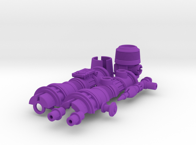 Atomic Obliterator 3d printed