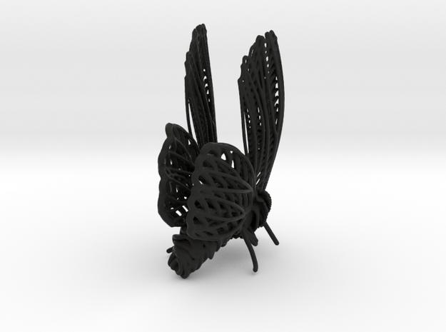 Moth Standing 3d printed