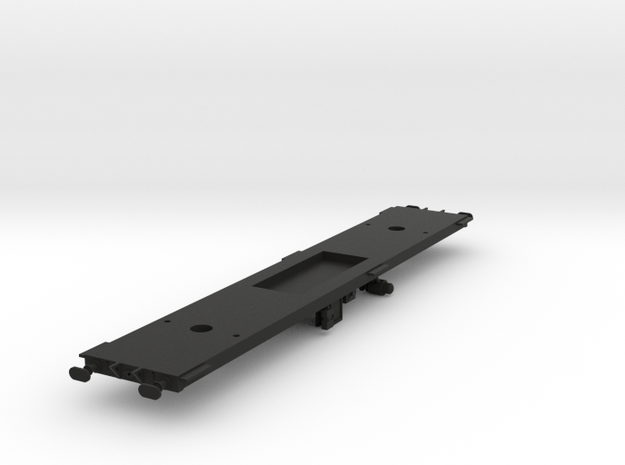 GN Saloon Chassis OO 3d printed