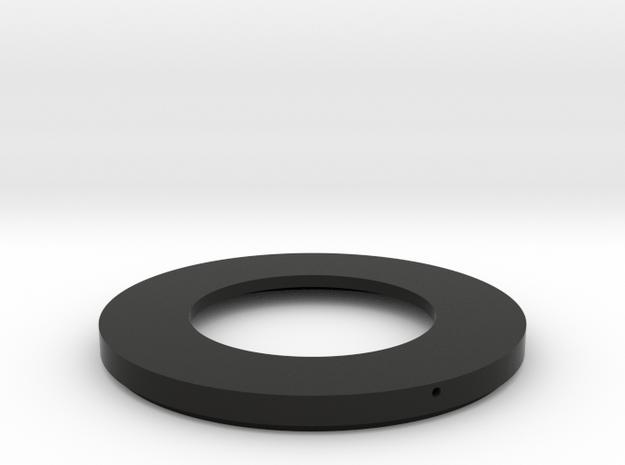 FL 19mm 3.5R Rear Dust Cover in Black Natural Versatile Plastic