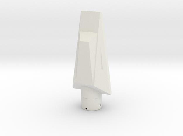 NC-55 (Upscale Orion/Manta) in White Natural Versatile Plastic