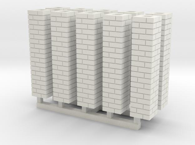 Single Brick Pier HO X 10