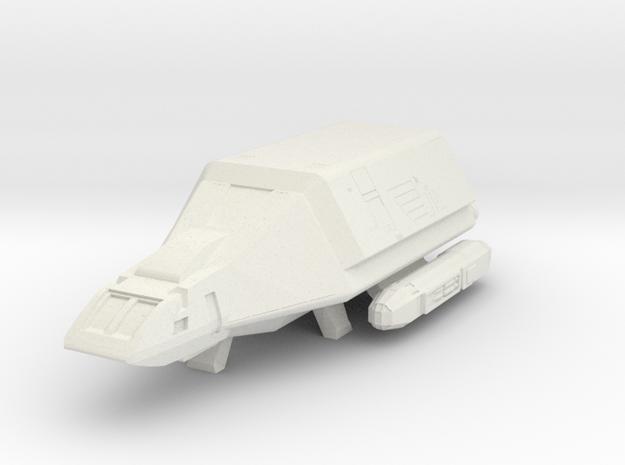 1/1000 Scale Scamper, Kawe Nuinga Class 3d printed
