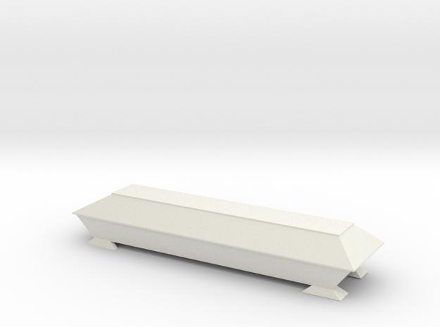 Sarg für LGB ca. 01:45 in White Natural Versatile Plastic