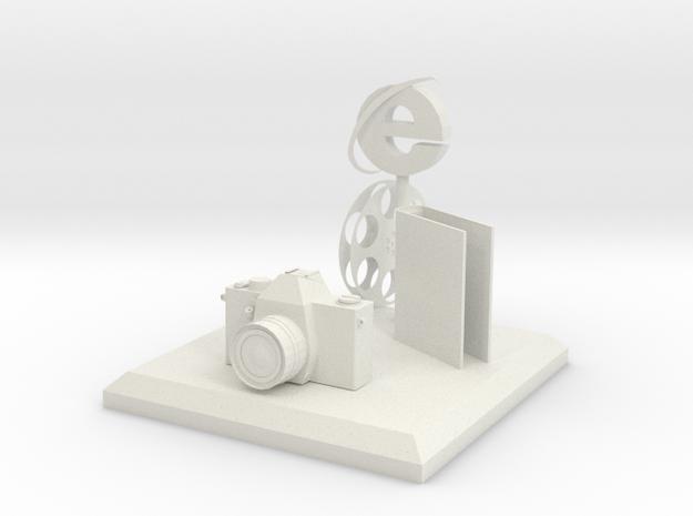GAW relatiegeschenk 3d printed