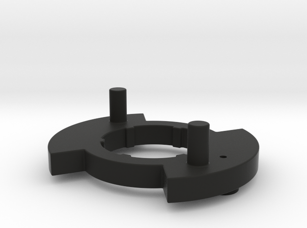 Bugaboo Gen 3 Disk(R) in Black Strong & Flexible