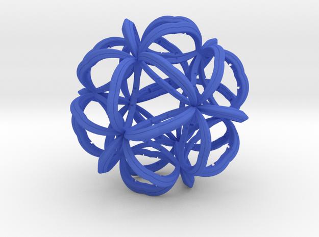 Fractal Spheric RF18 all materials 3d printed