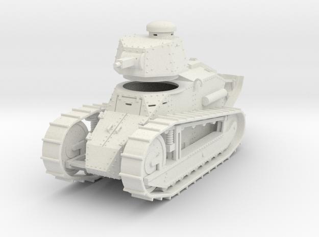 PV10A M1917 Six Ton Tank (Marlin MG) (28mm) 3d printed