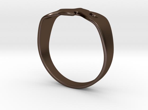 Cross ring US11 3d printed