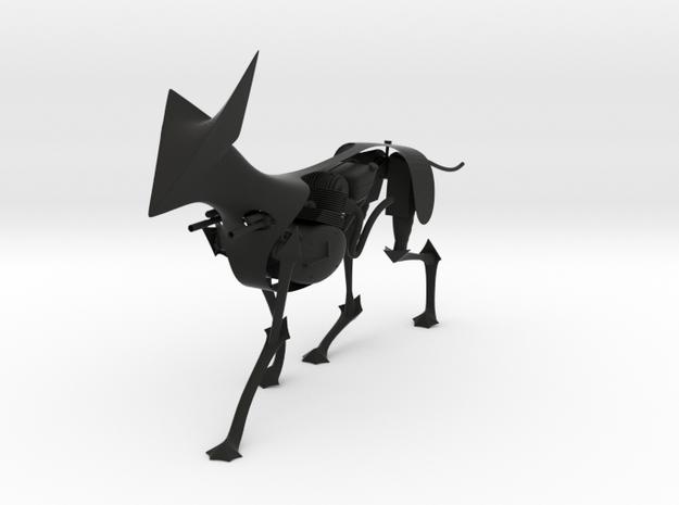 Černý 3d printed