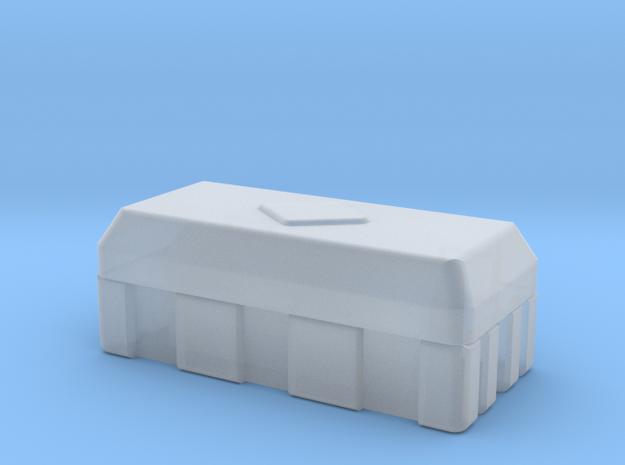 Feuerlöscherbox in Maßstab 1:25 in Frosted Ultra Detail