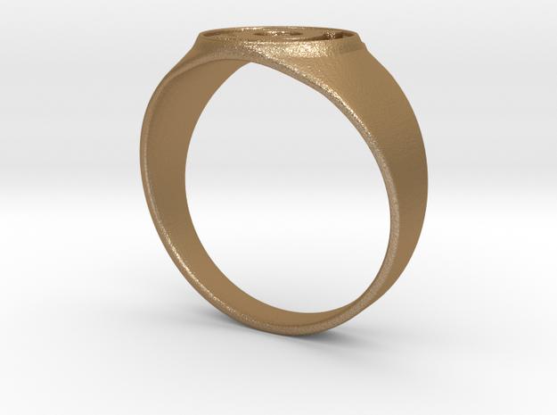 Green Lantern  ring US14 3d printed