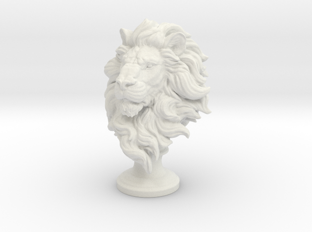Lion Chess Piece 50mm