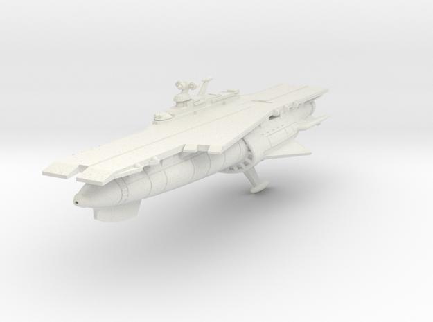 EDSF carrier Yorktown in White Natural Versatile Plastic