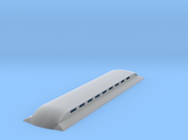 HOn30 roof for 26ft passenger car 3d printed