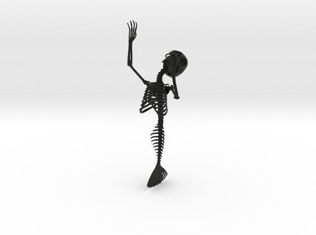 Fiji Mermaid Skeleton 3d printed