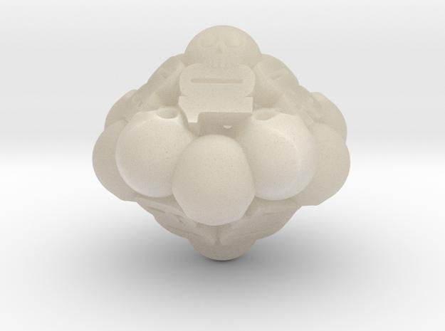Ossuary Decader Die 3d printed