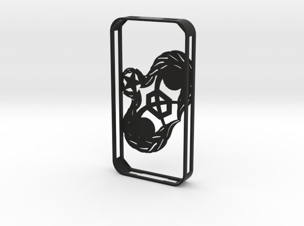 iPhone 4 - 3E9X1 Retort Bumper  3d printed