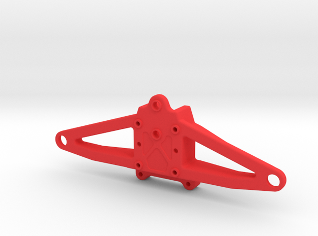 PZW-202 in Red Processed Versatile Plastic