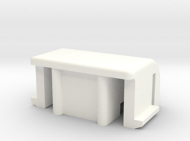 Bugaboo Cameleon Carry Bar Lock in White Processed Versatile Plastic