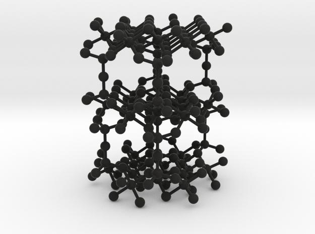 Kagome pillared framework 3d printed