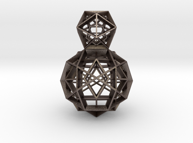 Polyhedral Sculpture #27 3d printed