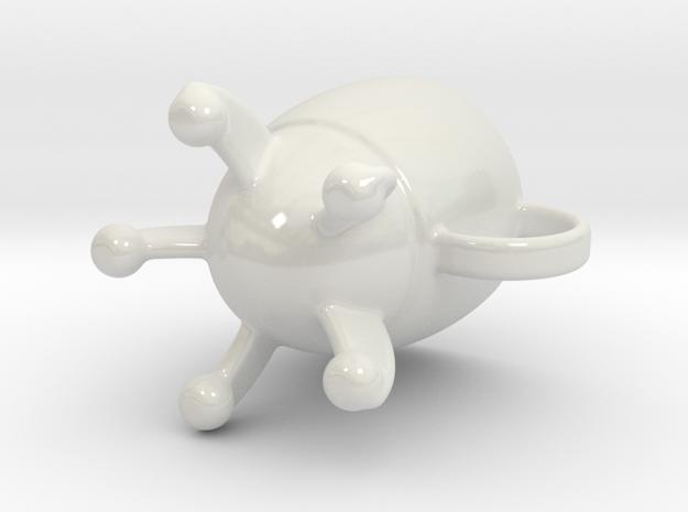 Ergo-Mug 1 3d printed