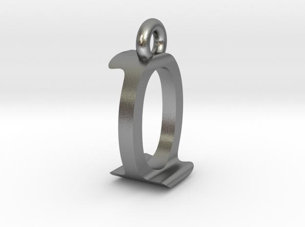 01 pendant 3d printed