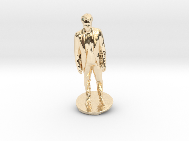 Francis Bitonti is Solid Gold in 14K Yellow Gold