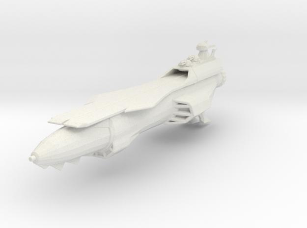 Gorgol Command Carrier in White Natural Versatile Plastic
