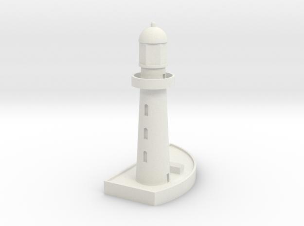1/700 Lighthouse 3d printed