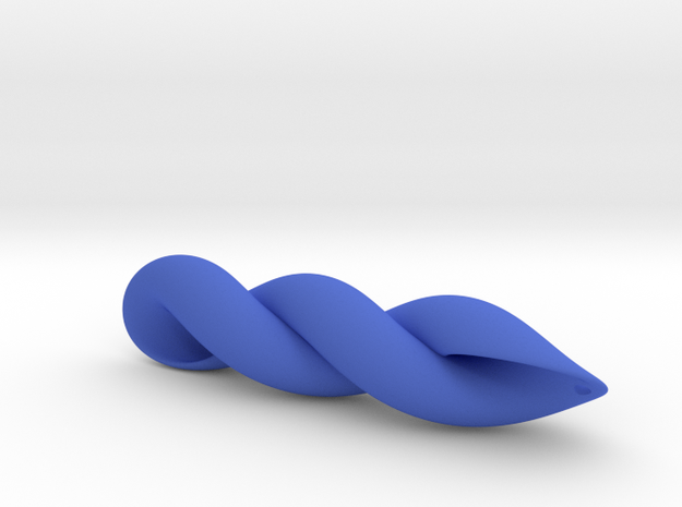 mathematical embrace  3d printed