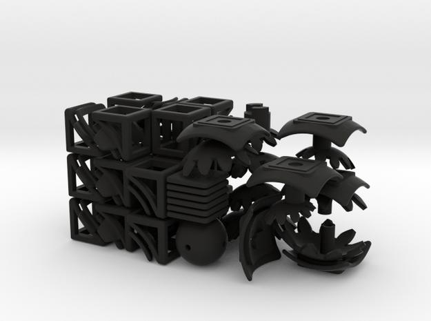 Variomatic Cube 3d printed