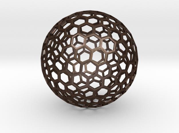 honeycomb sphere - 60 mm