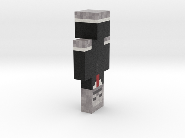 6cm | Dinnerbone 3d printed