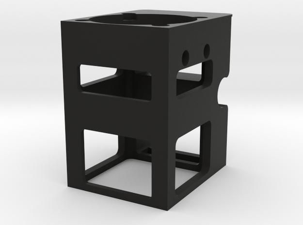 DS2K 5400 C Lower test in Black Natural Versatile Plastic
