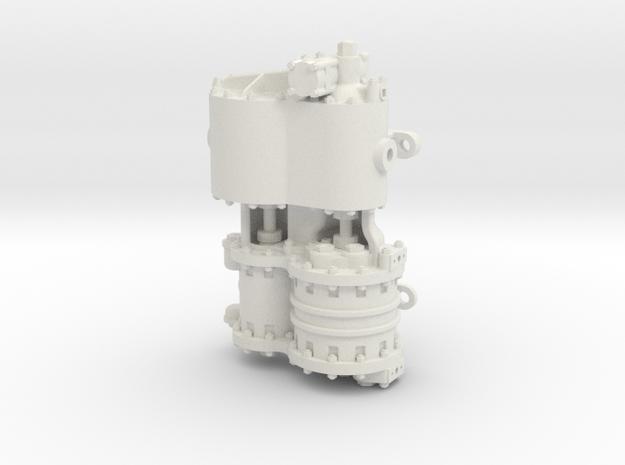 Westinghouse CC 1.5 Scale in White Natural Versatile Plastic