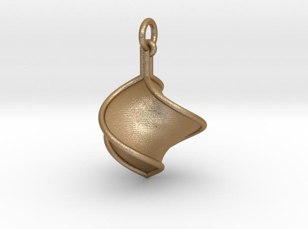 TTS earring 1 3d printed