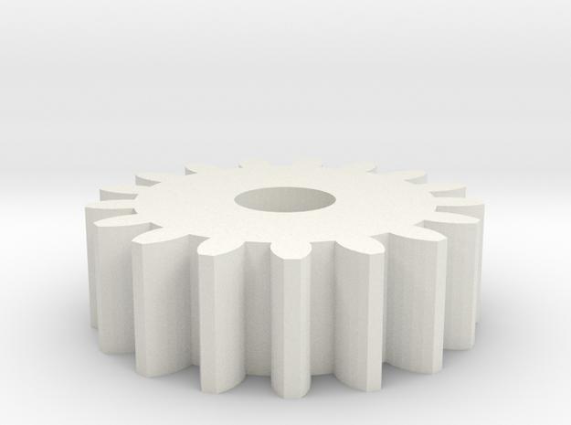 Satelite Wheel 3d printed
