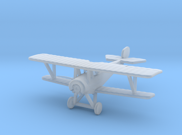 1/144th Nieuport 10 Two Seater 3d printed