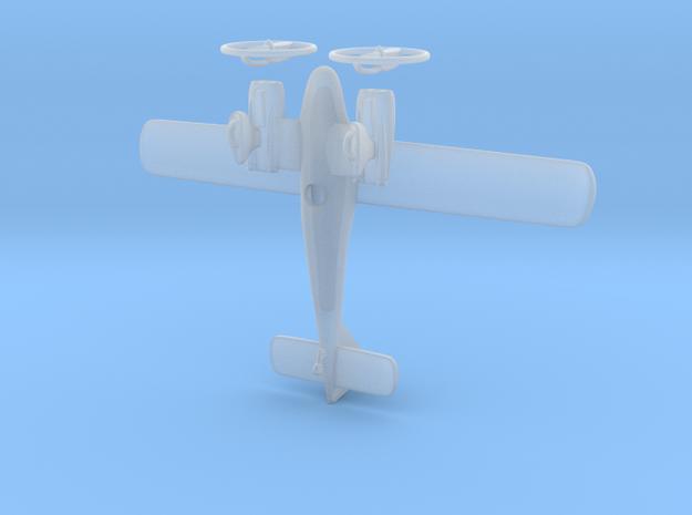 1/144 Do-28A 3d printed